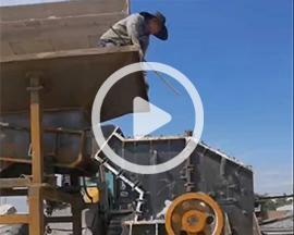 石子制砂機視頻展示