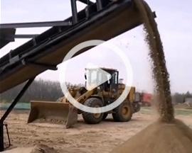 移動制砂機視頻展示