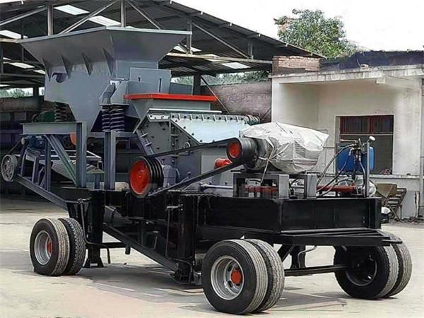 大型移動制砂機