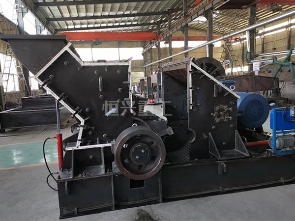 液壓開箱制砂機